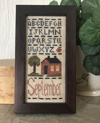 September Mini Sampler